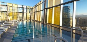 Veer Luxury High Rise Condos for Sale Las Vega Pool
