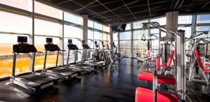 Veer Luxury High Rise Condos for Sale Las Vegas Fitness-Room