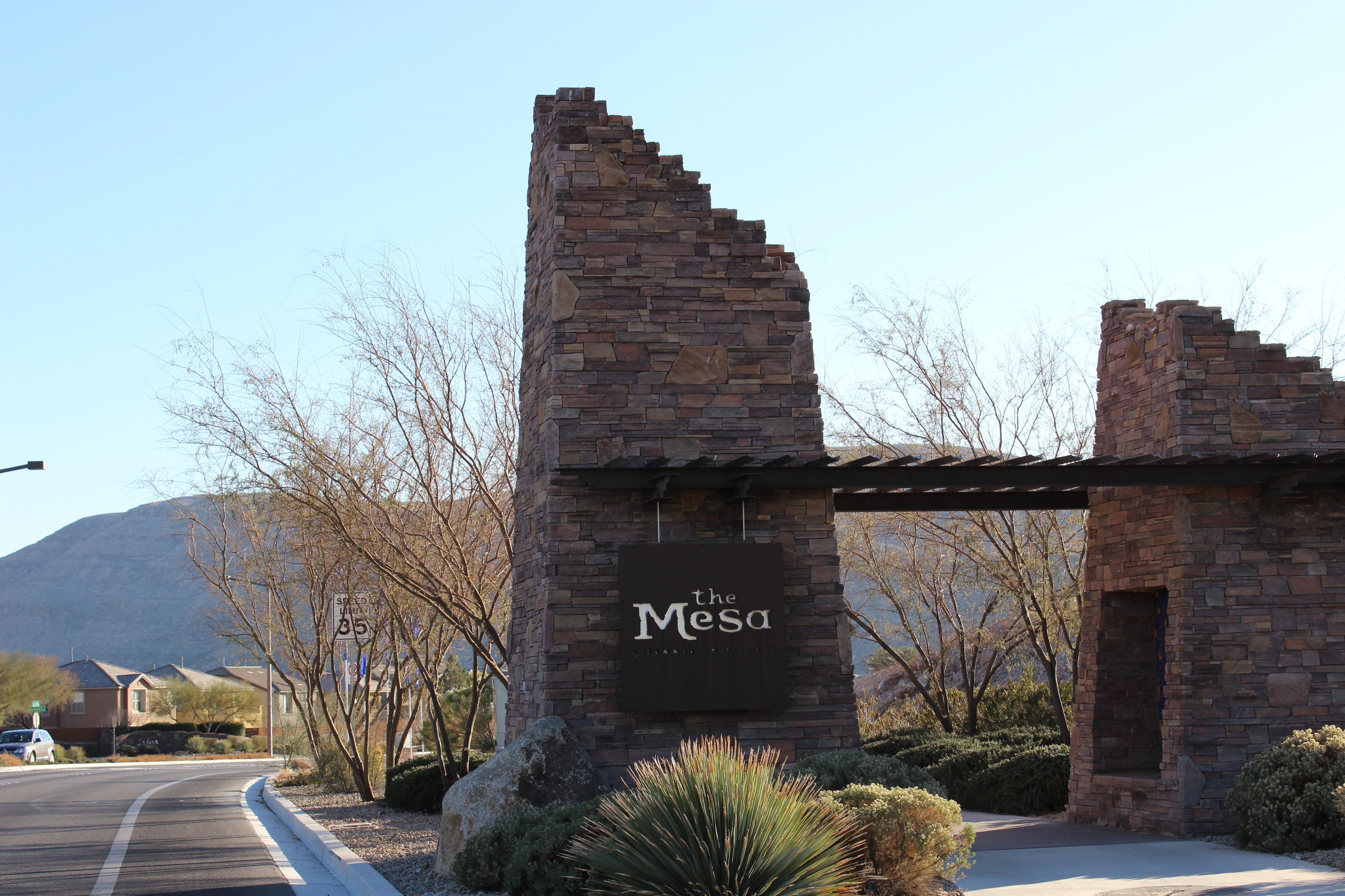 Amado Homes For Sale At The Mesa Summerlin