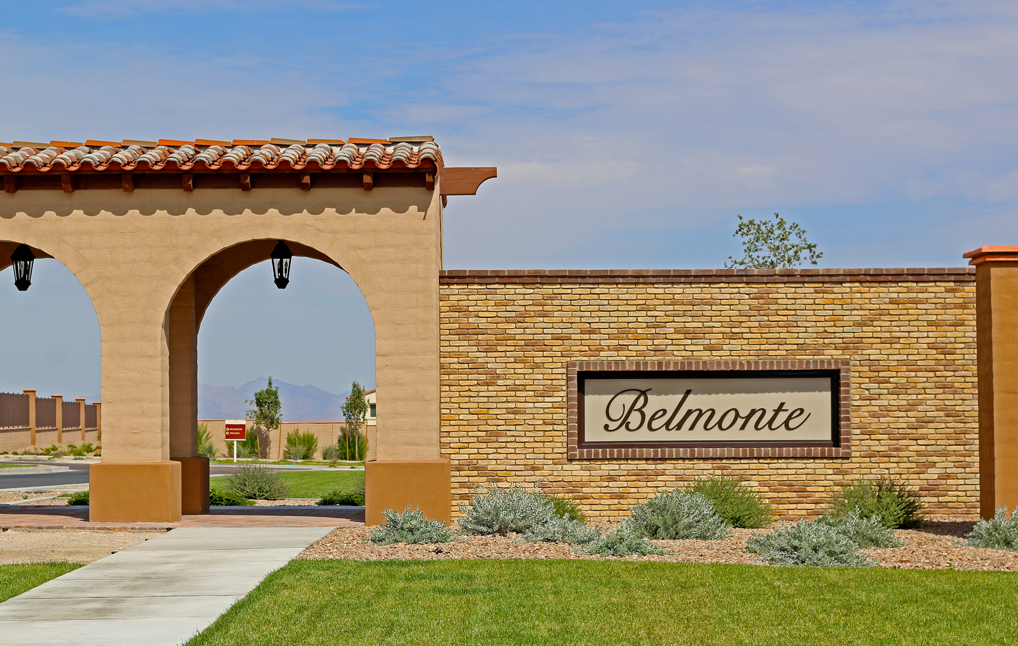 Belmonte Homes For Sale Summerlin The Paseos Las Vegas