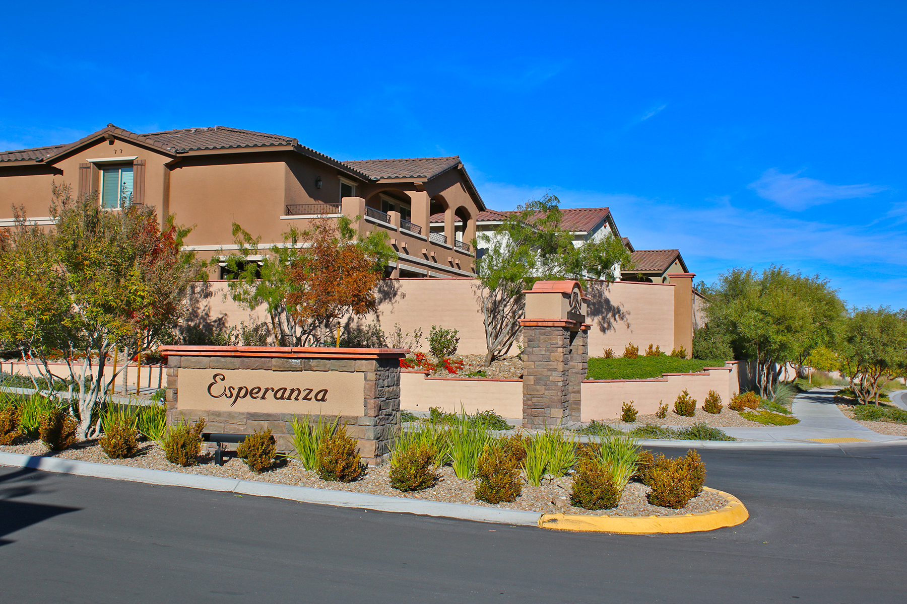 Esperanza Homes For Sale Summerlin The Paseos Las Vegas