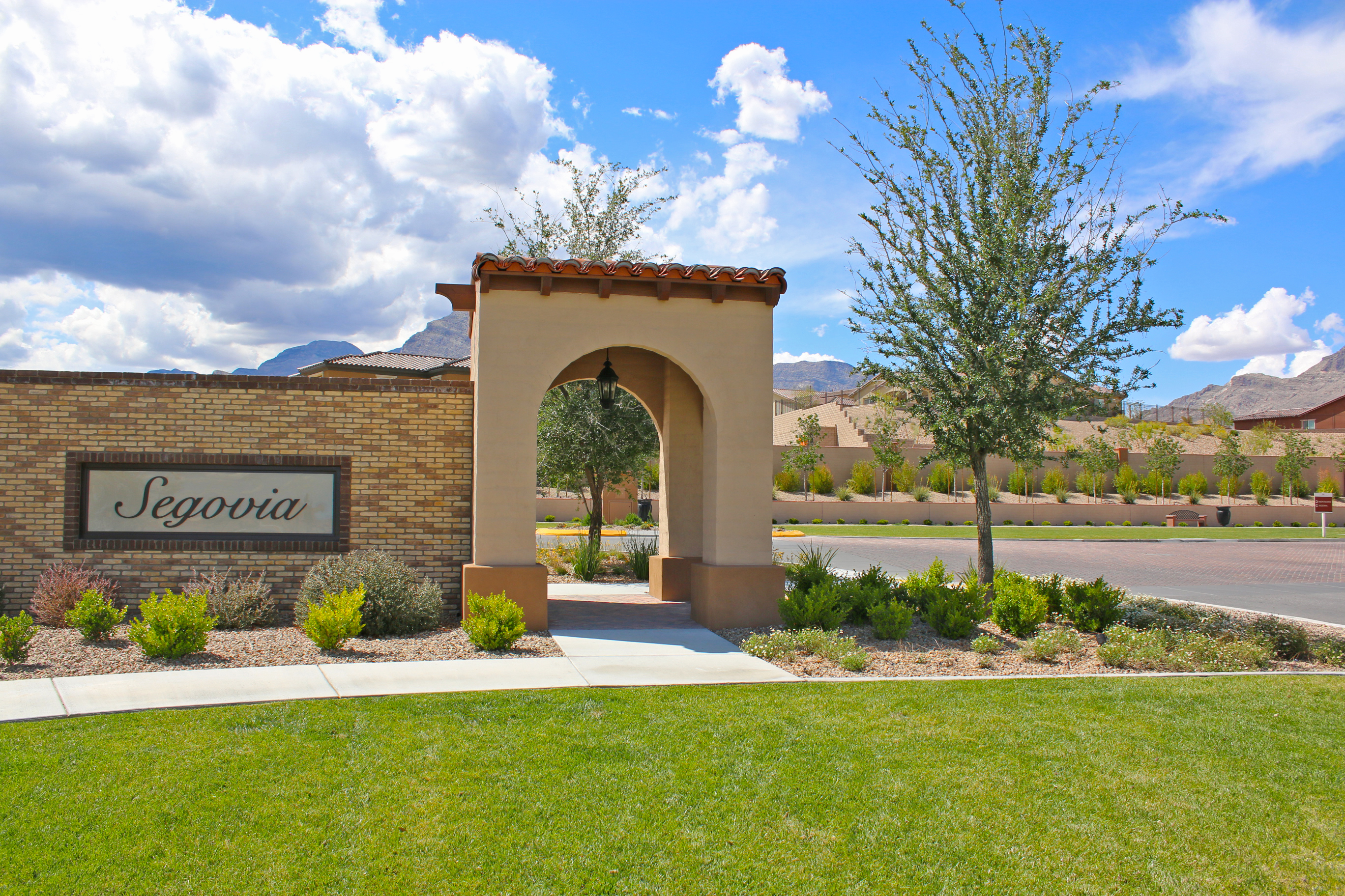 Segovia homes for sale paseos summerlin http www for Luxury homes las vegas for sale