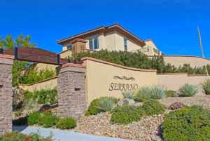 Serrano Homes For Sale Paseos in Summerlin