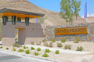 Granite Heights Homes for Sale Summerlin by Toll Brothers