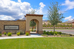 Segovia Homes for sale Paseos Summerlin