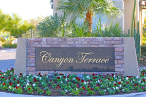 Canyon Terrace Homes for Sale in The Canyons Summerlin Village