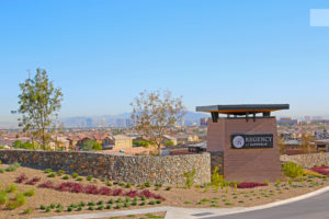 Regency Homes for Sale Summerlin Cliffs by toll brothers