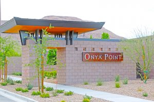 Onyx Point Homes for Sale Summerlin Cliffs - By Richmond American